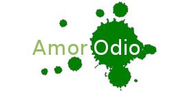 AmorOdio logo
